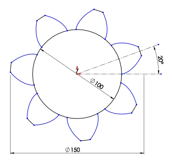 11-evolventa-SolidWorks-ozubeni-parametricka-rovnice-křivka