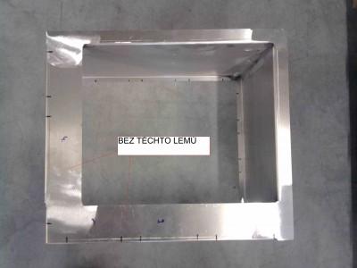 Plast vent skrine