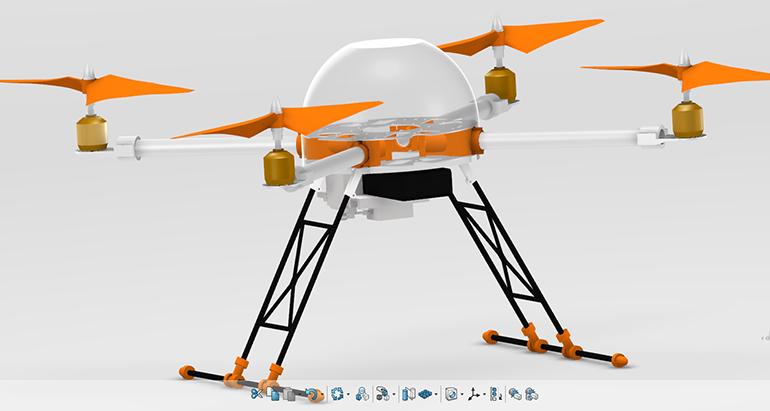 dron-v