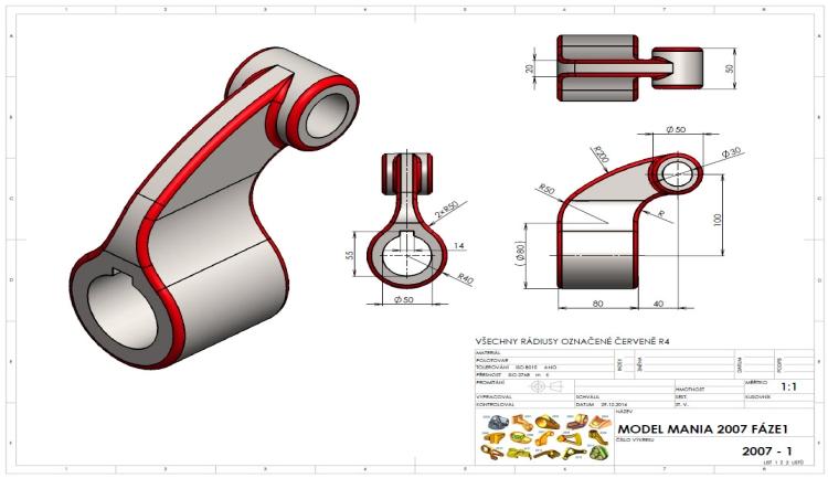 50-SolidWorks-model-mania-2007-zadani