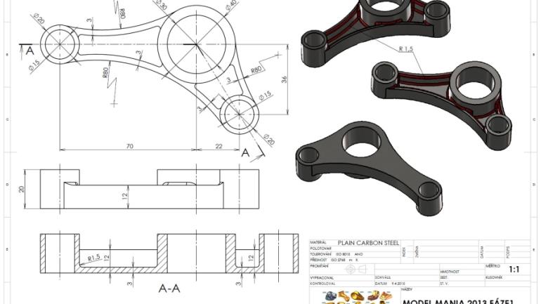 1-Model-Mania-SolidWorks-soutez-zadani-2013