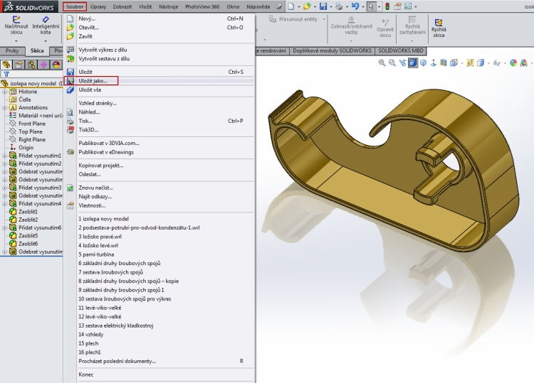 1-SolidWorks-3D-tisk-postup-nastaveni-tutorial-3D-print