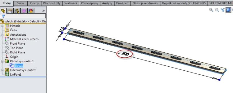 15-SolidWorks-konfigurace-navod-liearni-pole-stejna-roztec