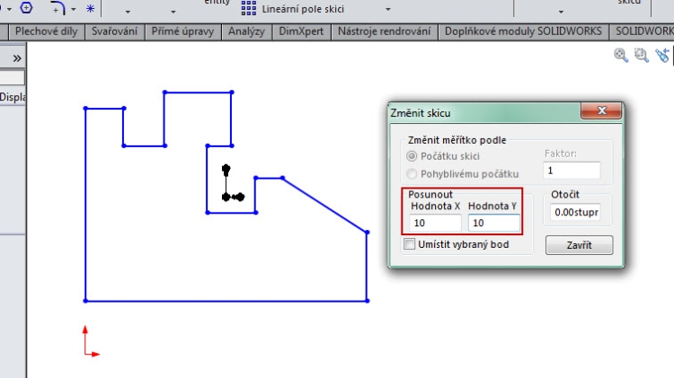 2-SolidWorks-nacrt-prace-posunout-otocit-měritko