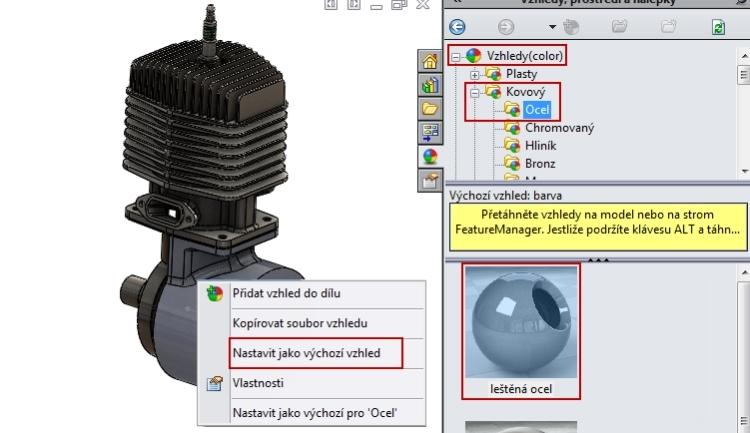 2-SolidWorks-vychozi-vzhled-prostredi-nastaveni