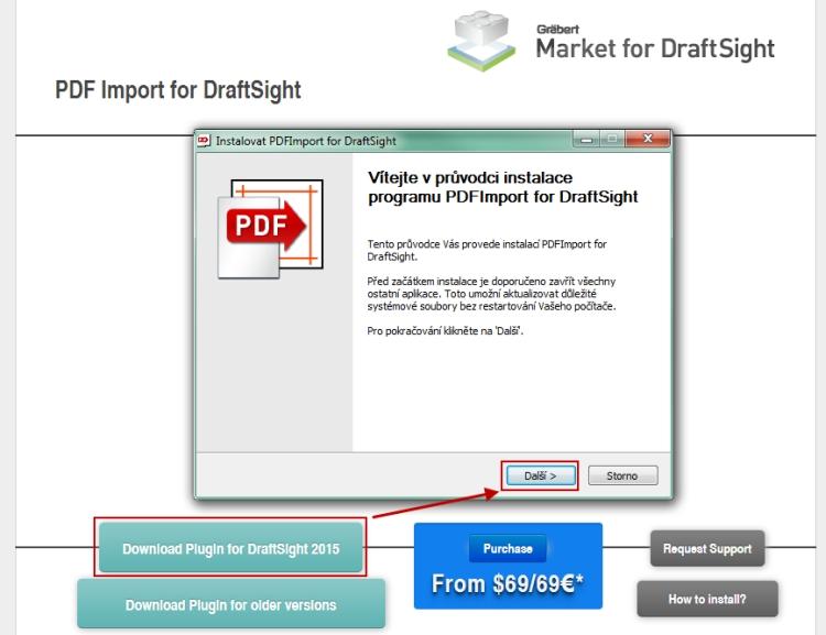 Jak importovat výkres uložený v PDF | MůjSolidworks cz