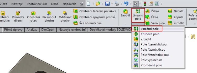 4-SolidWorks-konfigurace-navod-liearni-pole-stejna-roztec