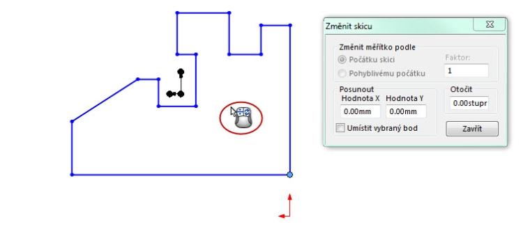 4-SolidWorks-nacrt-prace-posunout-otocit-měritko