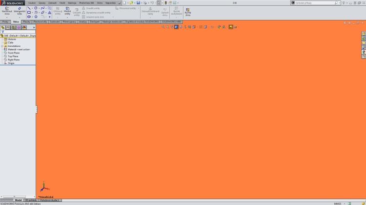 4-zmena-vzhledu-SolidWorks-jak-zmenit-vzhled-barvy