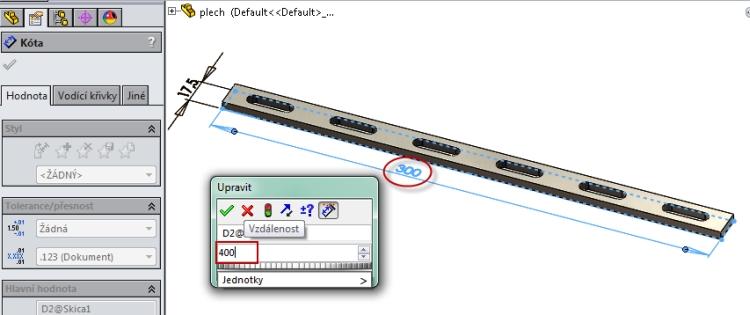 6-SolidWorks-konfigurace-navod-liearni-pole-stejna-roztec
