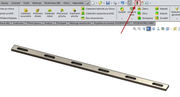 7-SolidWorks-konfigurace-navod-liearni-pole-stejna-roztec