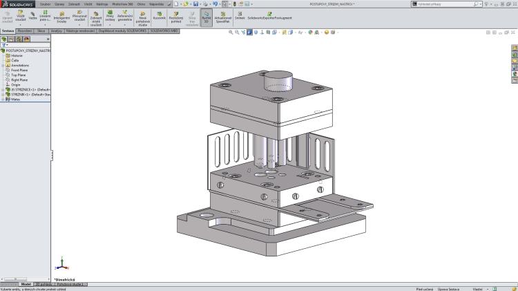 5-SolidWorks-vystredeni-vykresu-dvojklik