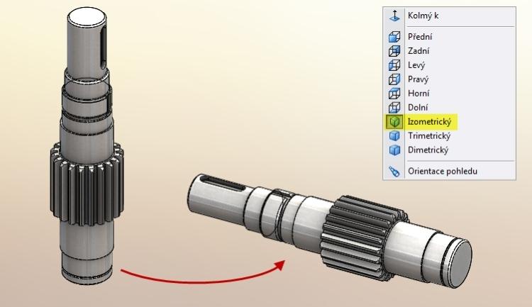 8-izometricky-pohled-jak-zmenit-pohled-SolidWorks