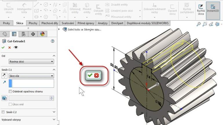 3-MujSolidWorks-potvrzovaci-tlacitko-klavesove-zkratky