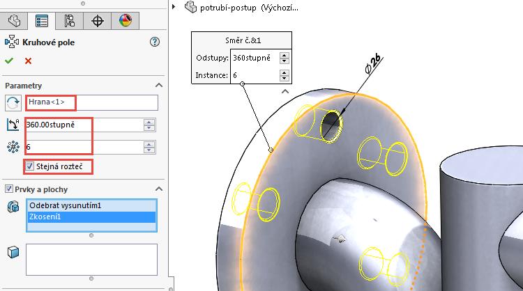27-model-potrubi-SolidWorks-tutorial-navod-postup