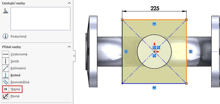 33-model-potrubi-SolidWorks-tutorial-navod-postup