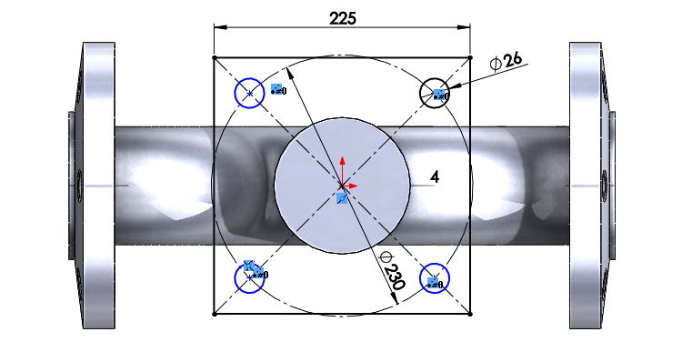 36-model-potrubi-SolidWorks-tutorial-navod-postup