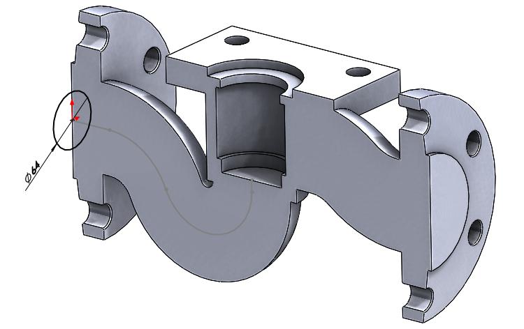 44-model-potrubi-SolidWorks-tutorial-navod-postup