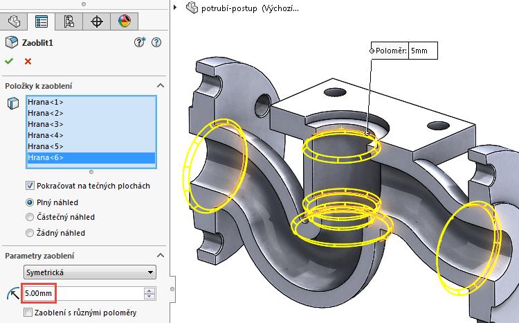 51-model-potrubi-SolidWorks-tutorial-navod-postup