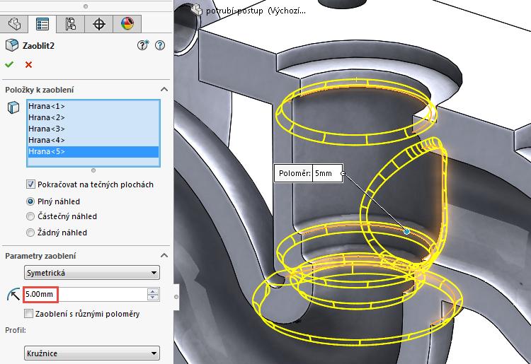 52-model-potrubi-SolidWorks-tutorial-navod-postup