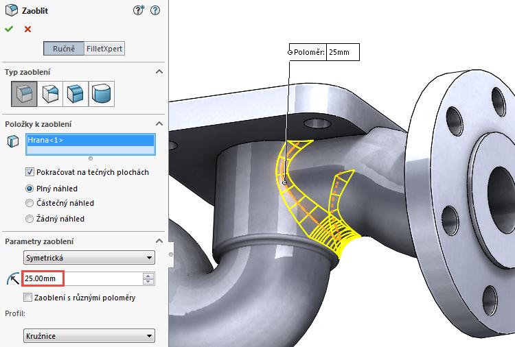54-model-potrubi-SolidWorks-tutorial-navod-postup