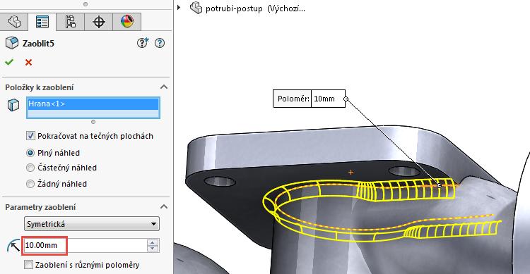 55-model-potrubi-SolidWorks-tutorial-navod-postup