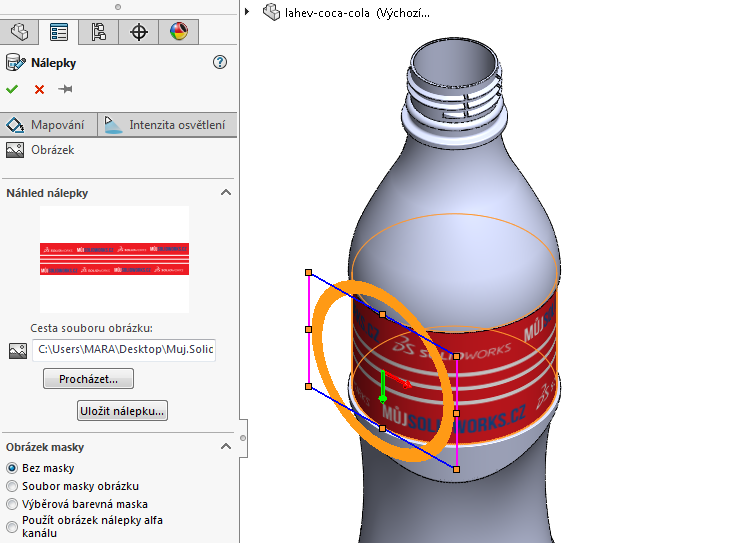 79-solidworks-tutorial-postup-navod-lahev-coca-cola