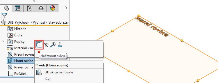 1-SOLIDWORKS-modelovaci-navod-postup-tutorial-stojan-pevnostni-analyza