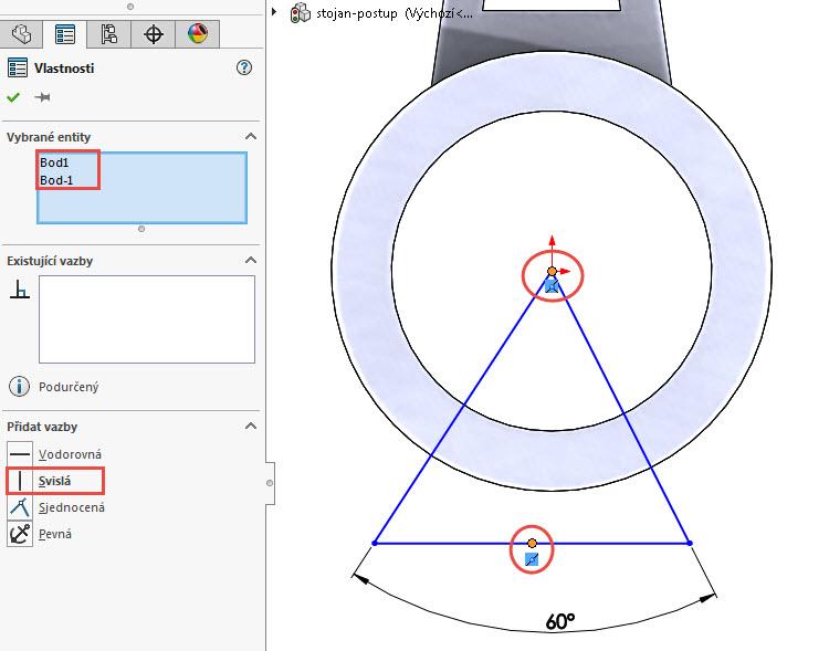 12-SOLIDWORKS-modelovaci-navod-postup-tutorial-stojan-pevnostni-analyza