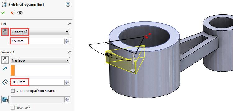 15-SOLIDWORKS-modelovaci-navod-postup-tutorial-stojan-pevnostni-analyza