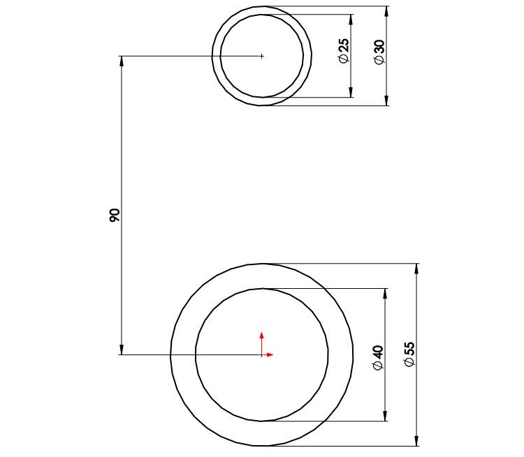 2-SOLIDWORKS-modelovaci-navod-postup-tutorial-stojan-pevnostni-analyza