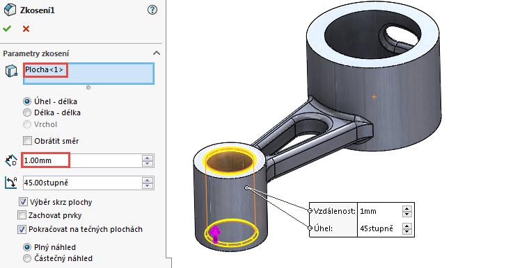 25-SOLIDWORKS-modelovaci-navod-postup-tutorial-stojan-pevnostni-analyza