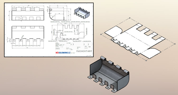34-sheet-metal-MujSolidWorks-SolidWorks-plechovy-dil-1