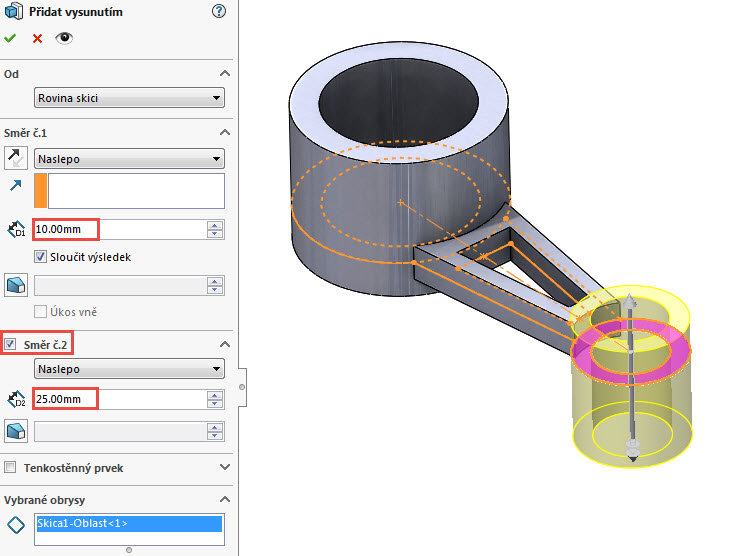 9-SOLIDWORKS-modelovaci-navod-postup-tutorial-stojan-pevnostni-analyza
