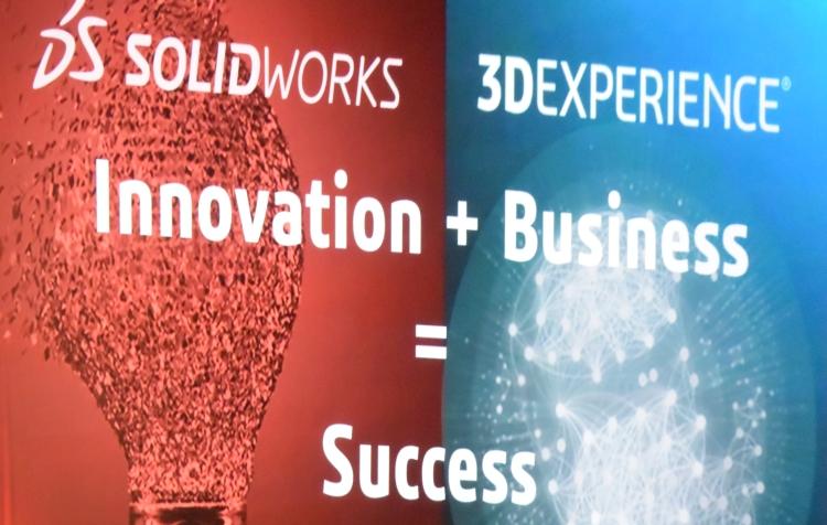 Klíčem k úspěchu je kreativní myšlení. Inspirativní projekty řešené s platformou 3DEXPERIENCE uvedl Bernard Charlès