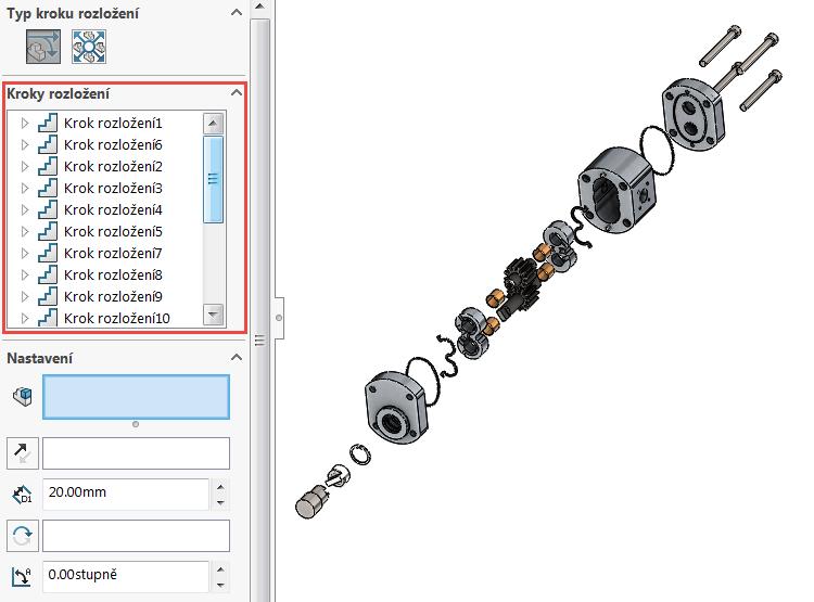 13-SolidWorks-rozlozene-pohledy-navod-tutorial-postup-jak