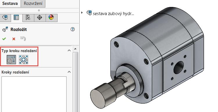 23-SolidWorks-rozlozene-pohledy-navod-tutorial-postup-jak