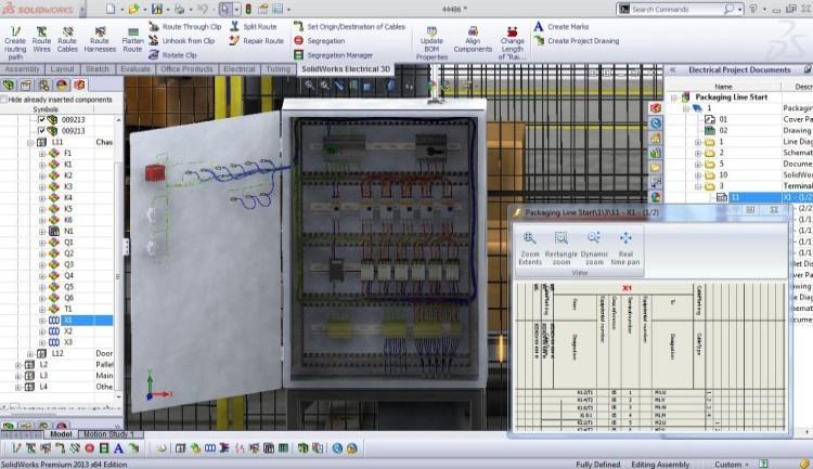 On-line seminář: Elektronická schémata a 3D model