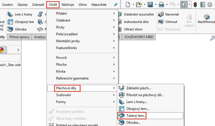 14-Mujsolidworks-SolidWorks-plechove-dily-vedro