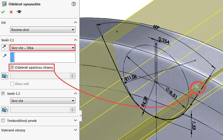 16-SolidWorks-Mujsolidworks-postup-navod-tutorial-retezove-kolo-sprocket
