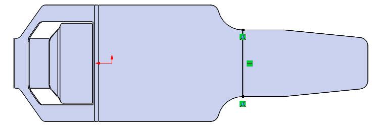 25-SolidWorks-Plechove-dily-prevod-rozvinuteho-importovaneho-modelu-na-plechovy-dil