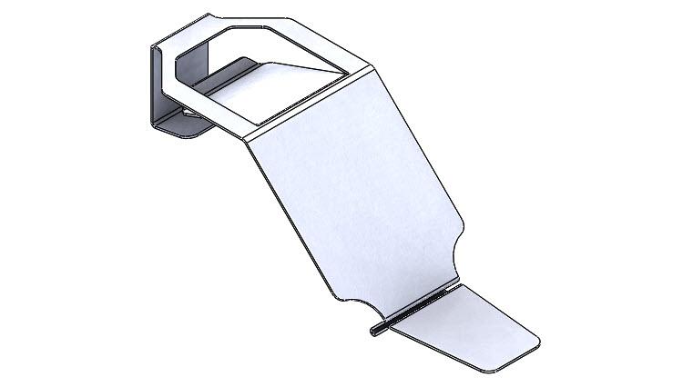 33-SolidWorks-Plechove-dily-prevod-rozvinuteho-importovaneho-modelu-na-plechovy-dil
