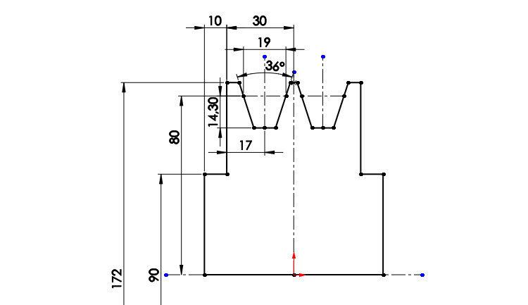 36-Mujsolidworks-ucebnice-SolidWorks-postup-reseni-cviceni-3.26-tutorial-navod