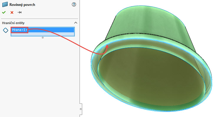 36-SolidWorks-prace-s-plochami-14-1-priklad-postup-reseni-modelovani-ploch-zaklady