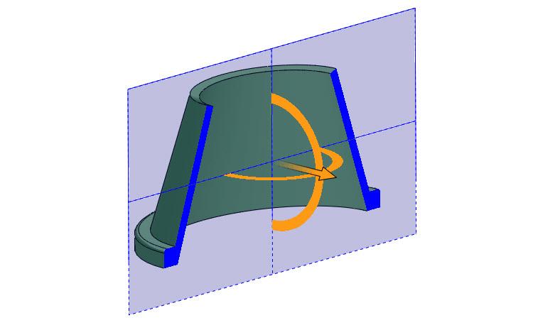 46-SolidWorks-prace-s-plochami-14-1-priklad-postup-reseni-modelovani-ploch-zaklady