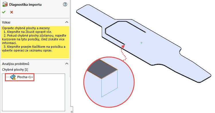 5-SolidWorks-Plechove-dily-prevod-rozvinuteho-importovaneho-modelu-na-plechovy-dil
