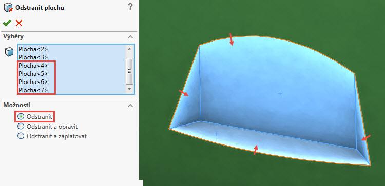 68-SolidWorks-prace-s-plochami-14-1-priklad-postup-reseni-modelovani-ploch-zaklady