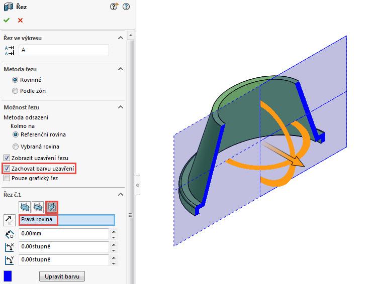 76-SolidWorks-prace-s-plochami-14-1-priklad-postup-reseni-modelovani-ploch-zaklady