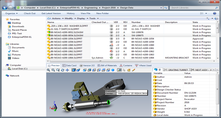 1-SolidWorks-PDM