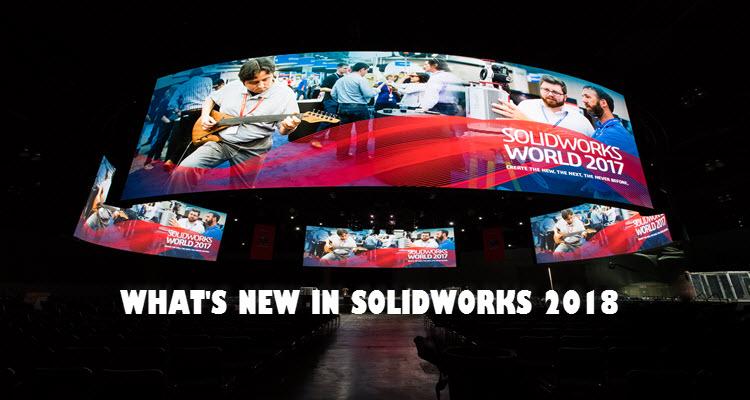 Video: Jaké novinky přinese SOLIDWORKS 2018?